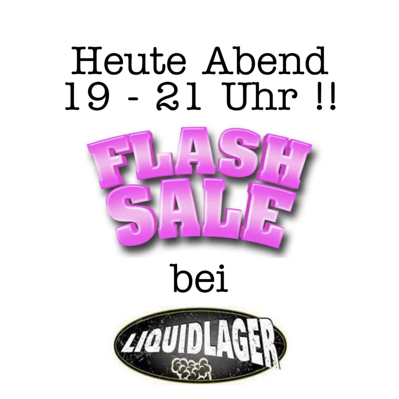 [liquidlager.de] Flash Sale 19:00-23:59