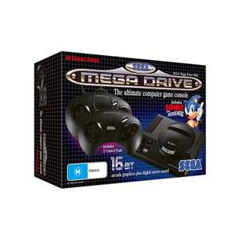 SEGA Mega Drive Mini für 68€ (Sega Shop)