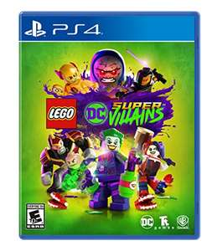 LEGO DC Super-Villains (PS4 & Xbox One) für je 22,46€ (Amazon US)