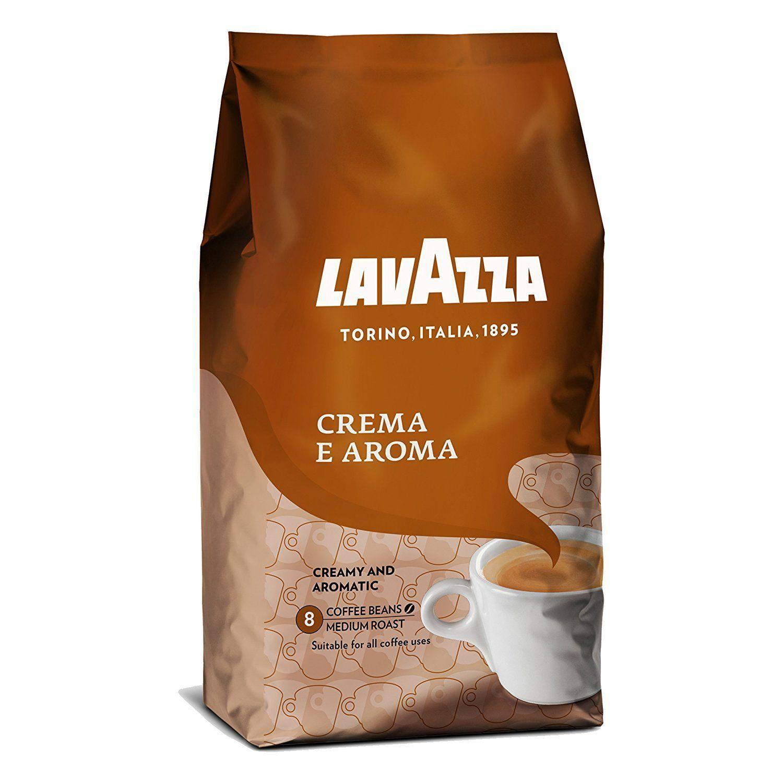 Lavazza Crema e Arome 1,1kg für 9,77€ (=8,88€/kg) (+68 Paybackpunkte=> 8,30€/kg )