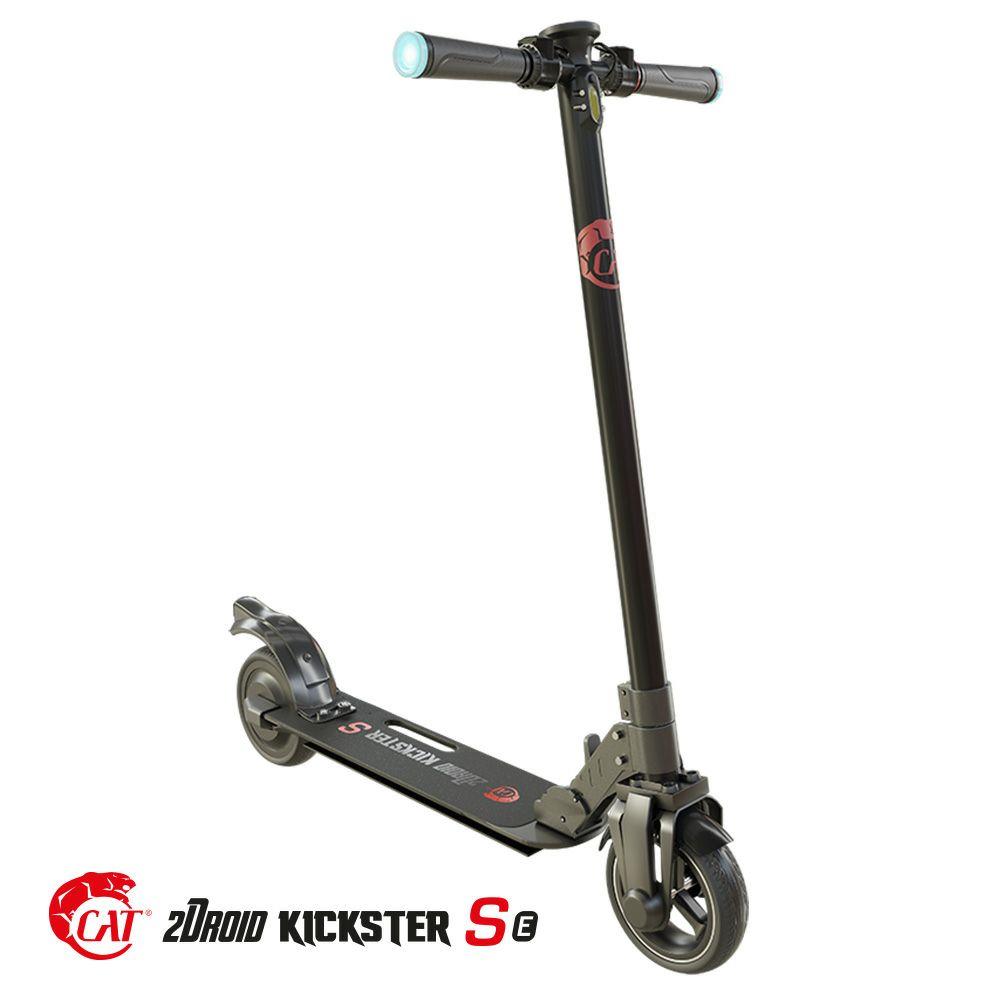 Cat 2Droid Kickster SE & S e-Scooter Kickboard E-Roller