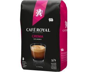 [Amazon] Café Royal Crema 1Kg Kaffeebohnen