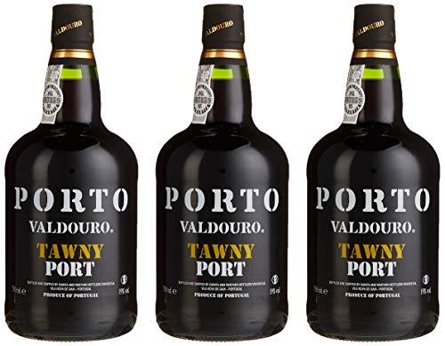 [Amazon Prime] Valdouro Tawny roter Portwein (3 x 0.75 l)