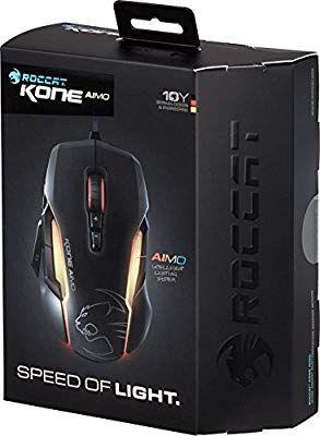 Roccat Kone AIMO Gaming Maus (hohe Präzision, optischer Owl-Eye Sensor [Amazon]