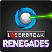 Free Android Spiele App: LASERBREAK Renegades (4.2*) [Google Play Store]