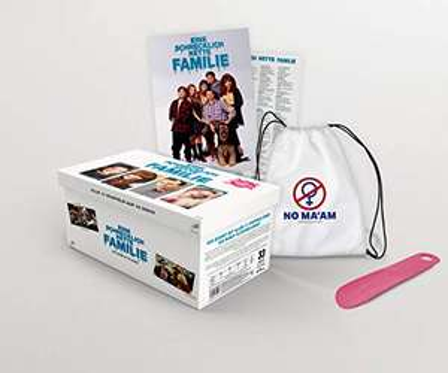 Eine schrecklich nette Familie - Die komplette Serie Limited Shoebox Edition (DVD) für 38,97€ (Amazon)