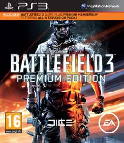 TheHut: Battlefield 3 Premium Edition PS3/Xbox360