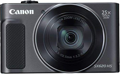Canon PowerShot SX620 HS Digitalkamera (20,2 Megapixel, 25-fach optischer Zoom [Amazon]