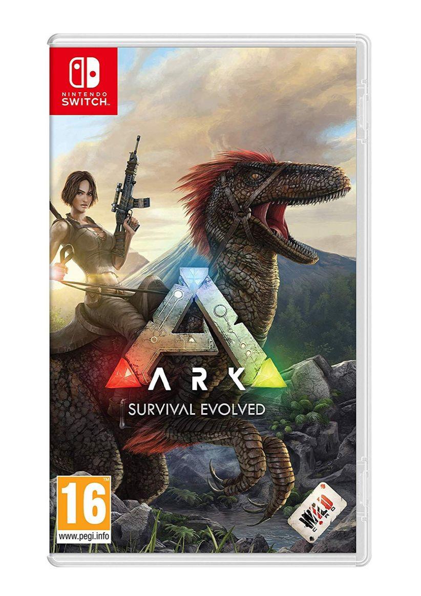 ARK: Survival Evolved (Switch) für 26,10€ (SimplyGames)