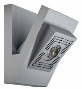 [Ebay] Osram Tresol Cube 4,5W LED Wandleuchte | Warmweiß | Aluminium | Silber | Lampe