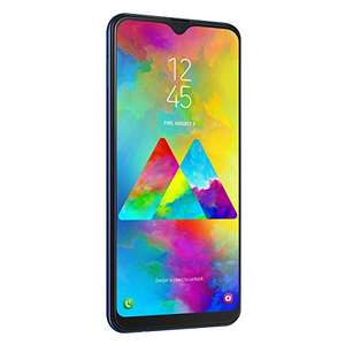 Samsung Galaxy M20 Dual-SIM (6,3 Zoll FHD+) 64 GB, 4GB RAM, 5.000 mAh Akku, Weitwinkel-Kamera