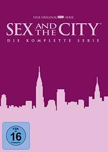 Sex and the City - Die komplette Serie (17 DVDs) für 19,97€ (Amazon Prime)