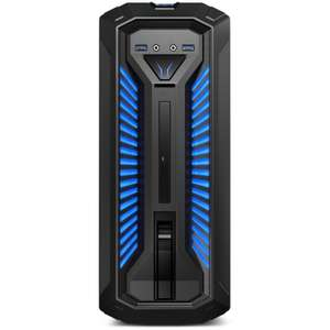 MEDION® ERAZER® P6612 DR, Intel® Core™ i5-8400, Windows 10 Home, GTX 1070, 256 GB PCIe SSD, 1 TB HDD, 8 GB RAM, (B-Ware)