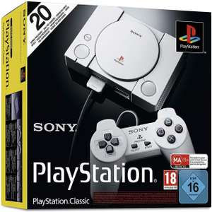 Sony PlayStation Classic Konsole inkl. 2 Controller Amazon Warehouse