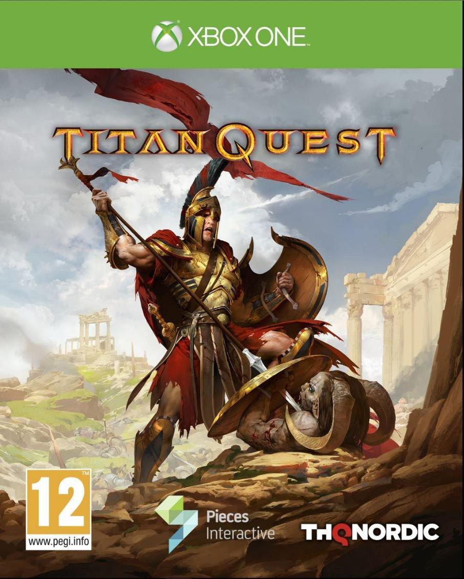 Titan Quest (Xbox One & PS4) für je 13,80€ (Amazon ES)