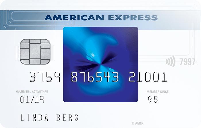 25€ Amazon Gutschein gratis beim Abschluss einer AMEX Blue Card
