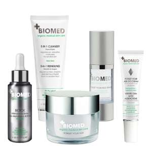 5-teiliges Anti-Aging-Set Forget your Age 3 von BIOMED
