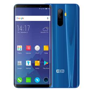 ELEPHONE U PRO 4G Smartphone - 6GB RAM 128GB ROM (eFOX Aktion bis 12. April) Band 20