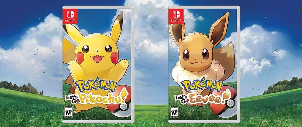 [Lokal Berlin MM Schloß] Pokemon Lets Go Evoli & Pikachu sowie Call of Duty Black Ops 4 für je 30€
