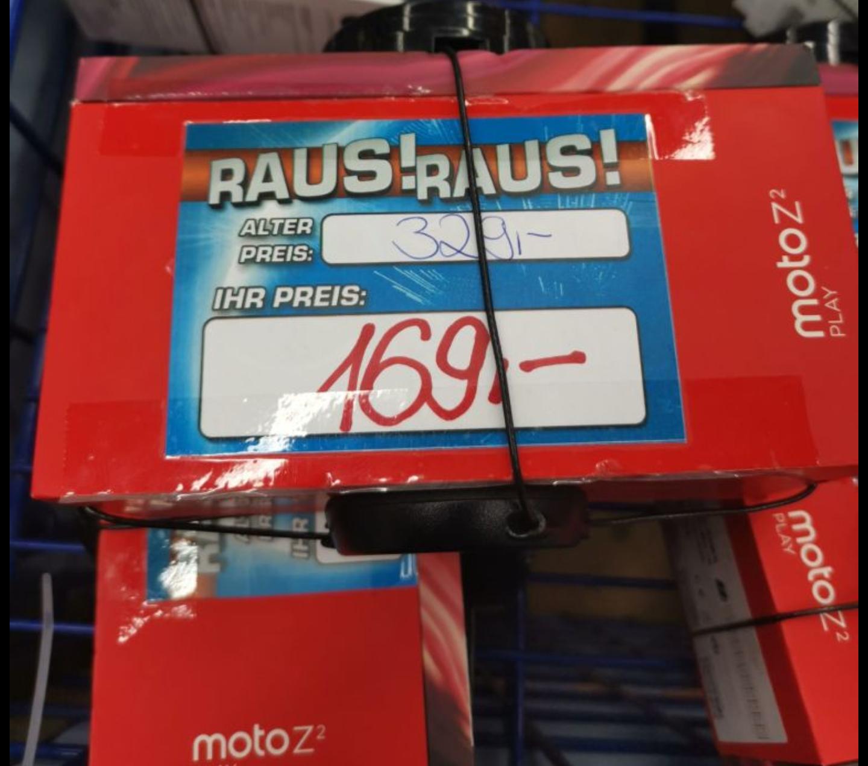 Moto Z2 Play (lokal Saturn-Passau)