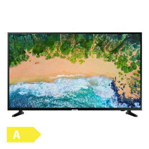 "Samsung 50-Zoll UHD 4K LED Fernseher ""UE50NU7099UXZG"" (UHD, HDR, Triple Tuner, Smart TV) [EBAY / deltatecc]"