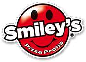 Smileys Pizza Spare 3€ ab 9€ bestellwert