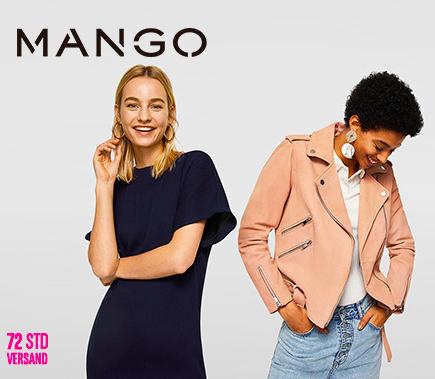 Riesiger Mango-Sale bei Veepee, T-Shirts ab 3,99€
