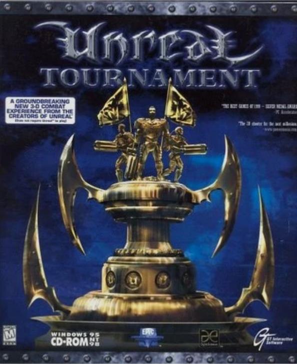 Unreal Tournament: Game of the Year Edition (Steam) für 1,09€ und Unreal Deal Pack für 2,33€