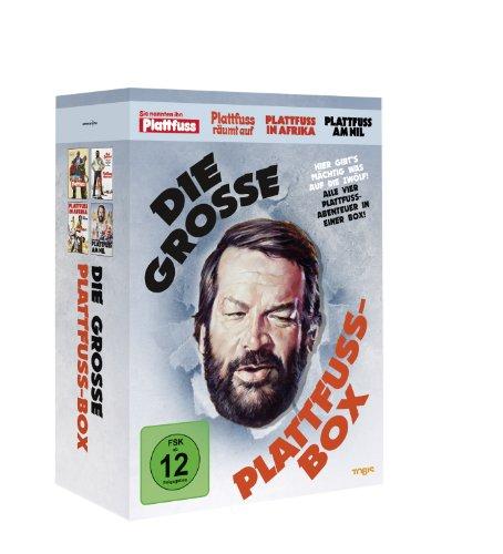 ( Prime ) Die große Bud Spencer Plattfuß-Box DVD