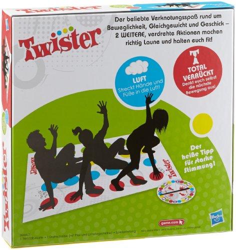 ( Prime ) Twister, Geschicklichkeitsspiel für Kinder & Erwachsene, Familienspiel, Partyspiel