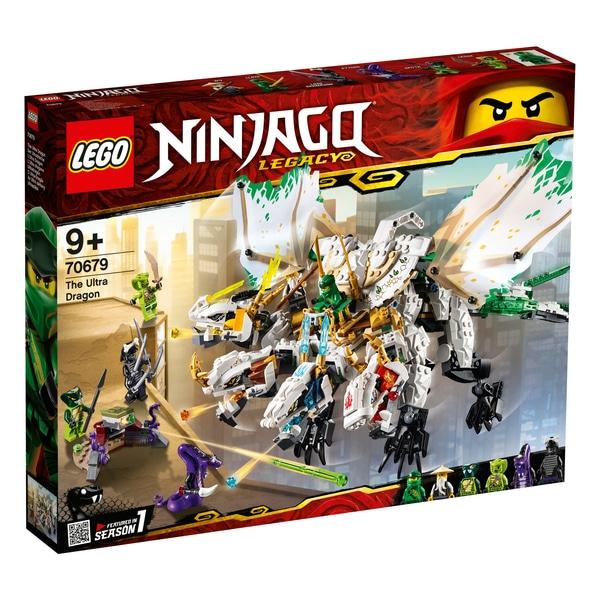 LEGO Ninjago - 70679 Der Ultradrache [SMYTHS Toys]