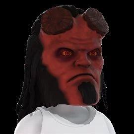 Xbox LIVE Avatar: Kostenlose Hellboy-Maske [Xbox Store]