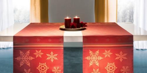 Weihnachtsaktion Tisch- und Bettwäsche ab 1,50 €