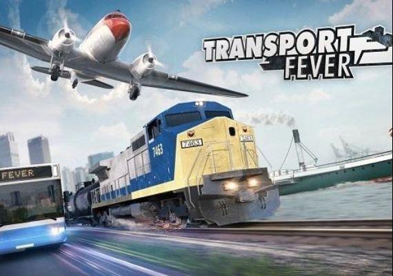 Transport Fever Steam-Key (multilingual)