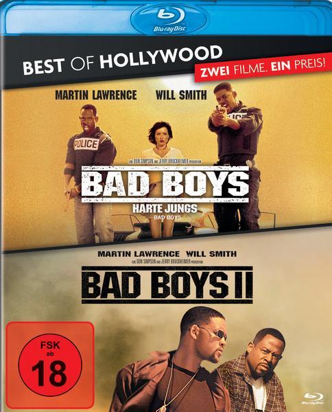Bad Boys - Harte Jungs/Bad Boys 2 - 2 Movie Collector's Pack Blu-ray durch Rabattaktion für nur 7,30€ inkl. Versand [Thalia/Amazon Prime]
