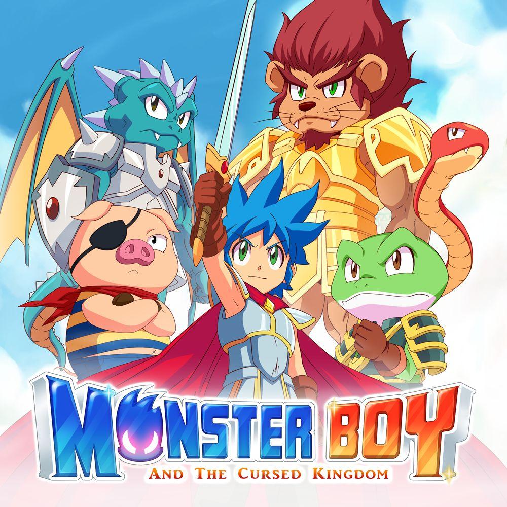 Monster Boy and the Cursed Kingdom (Switch) für 33,99€ oder für 28,18€ Südafrika (eShop)
