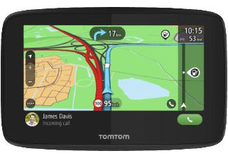 """[Masterpass] Navigationsgerät TomTom Go Essential (5"""", Europa mit 50 Ländern, lebenslang kostenlos Kartenupdates & Traffic, Sprachsteuerung)"""