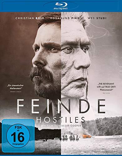 Feinde - Hostiles (Blu-ray) für 6,72€ (Amazon Prime & Thalia)
