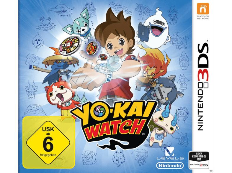 Yo-Kai Watch (3DS) für 9€ versandkostenfrei (Media Markt & Amazon Prime)