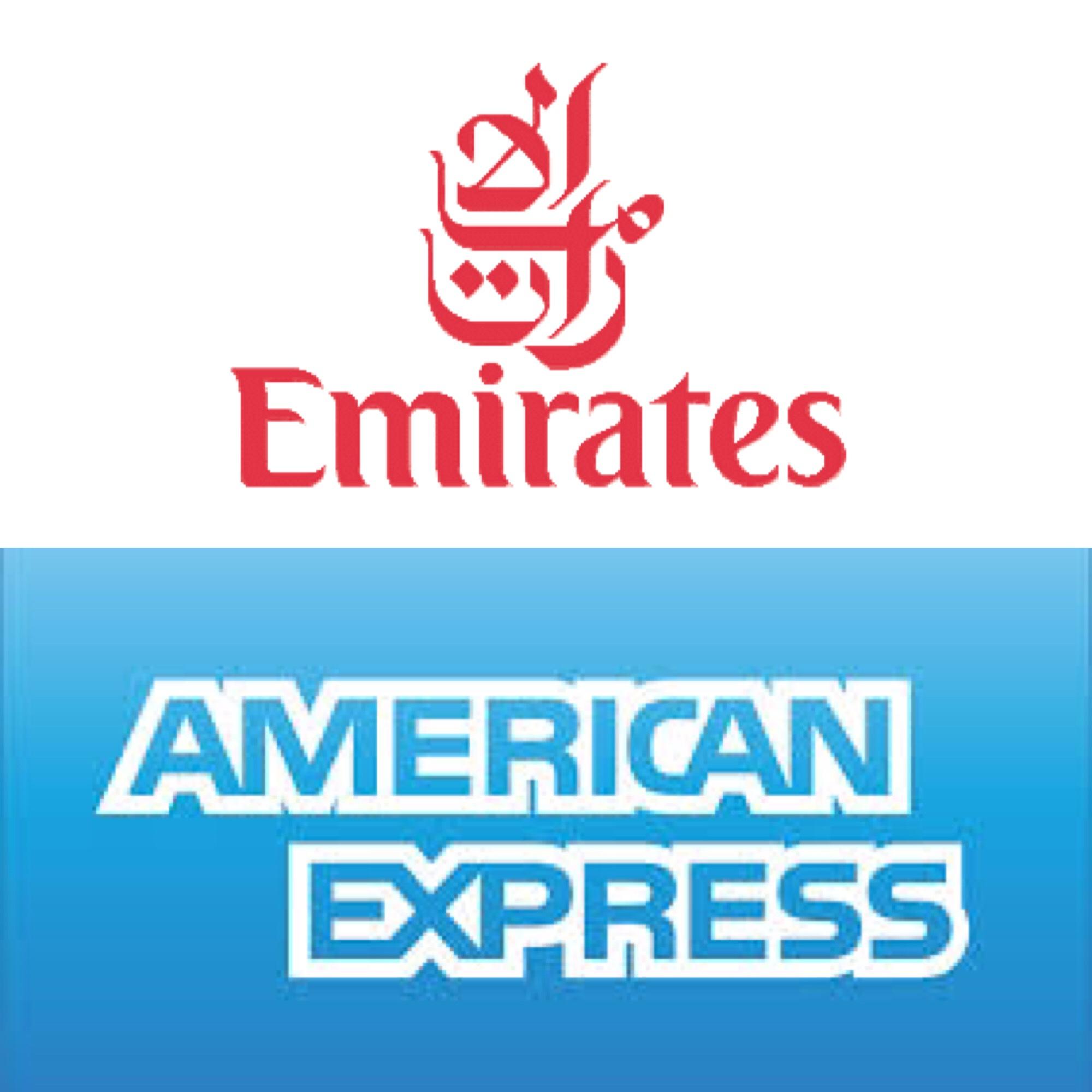 Mit AMEX 50€ bzw. 100€ Nachlass bei Emirates