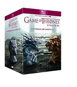 Game of Thrones 1-7 Blu-ray [amazon.fr]