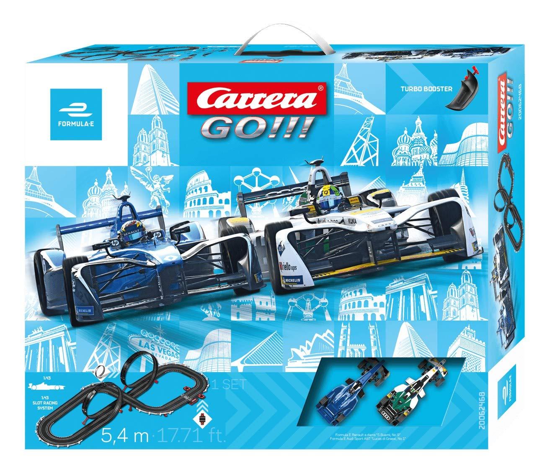 Carrera GO!!! Formula E für 39€ versandkostenfrei (Media Markt Masterpass)