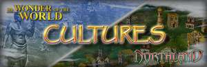 Cultures Bundle (Steam) - Cultures: Northland + 8th Wonder of the World