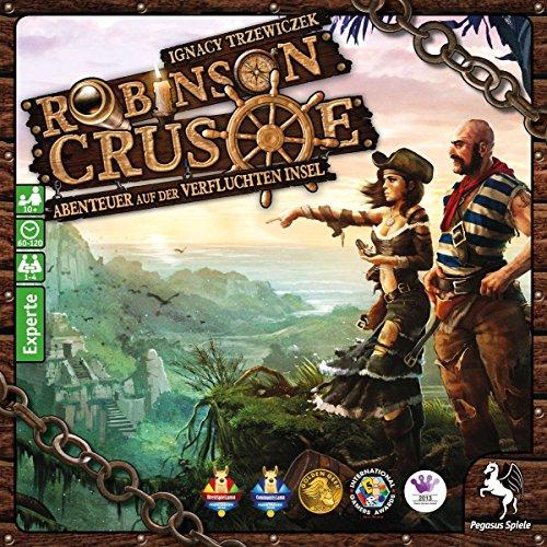 Pegasus Robinson Crusoe - Abenteuer auf der Verfluchten Insel