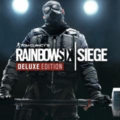 Tom Clancy's Rainbow Six: Siege Deluxe Edition (PS4) für 11,99€ (PSN Store)