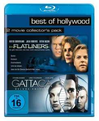 Flatliners & Gattaca Best of Hollywood 2 Movie Collector's Pack (2 Disc Blu-ray) für 5,99€ (JPC)