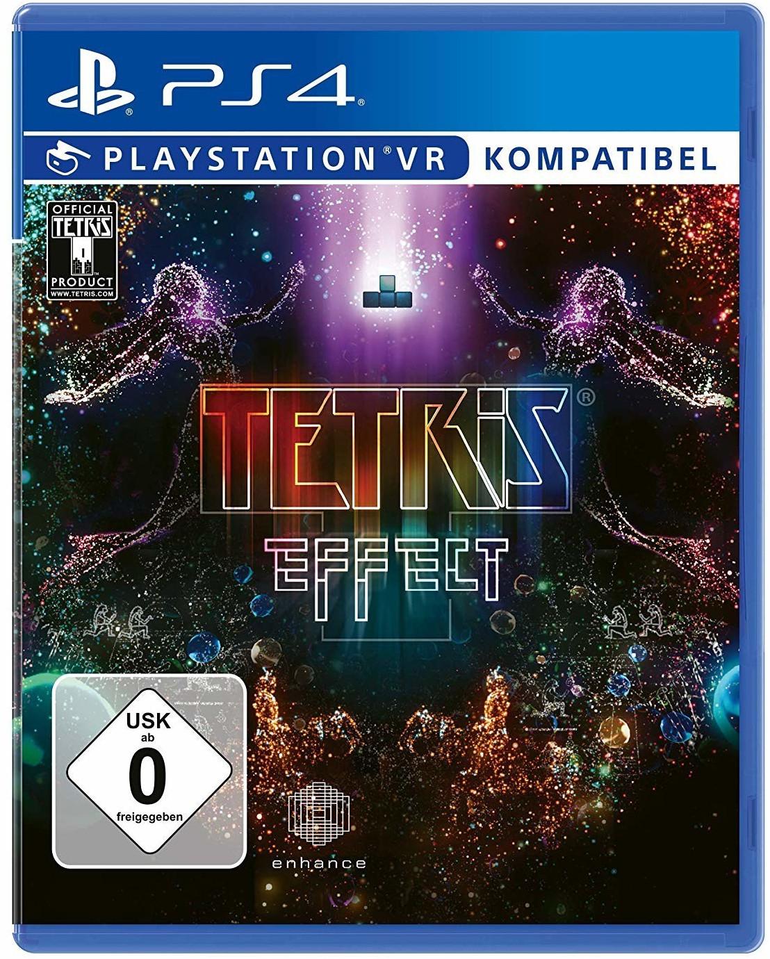 Tetris Effect (PS4-VR) für 19,99€ & PEGI für 13,22€ (Saturn & Amazon Prime & Amazon FR)