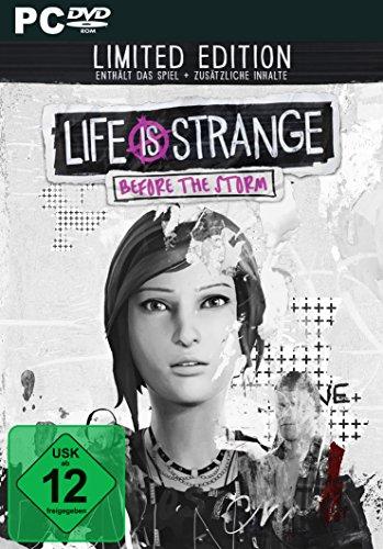 Life is Strange: Before the Storm Limited Edition (PC) für 9,99€ (Amazon Prime & Saturn & Media Markt)