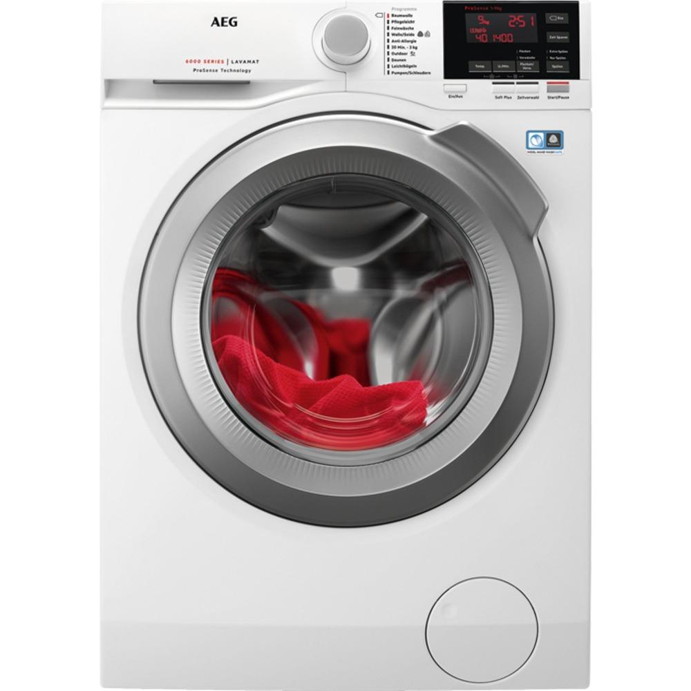 AEG LAVAMAT L6FB67490 9kg A+++ 449,95 + 74,85€ in SP inkl. VSK [Alternate@Rakuten] Waschmaschine
