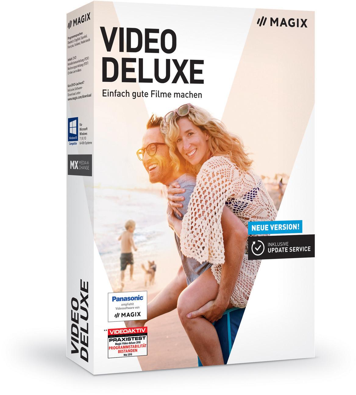 NBB-Blitzdeals: Magix Video Deluxe 2019 - 23,98€ | Scanner Epson WorkForce DS-1630 - 164,99€ | Monolaserdrucker Lexmark B2650dn - 77€